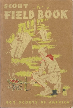 Boy Scout Fieldbook, 1st Edition