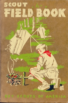 1st Edition, later front cover