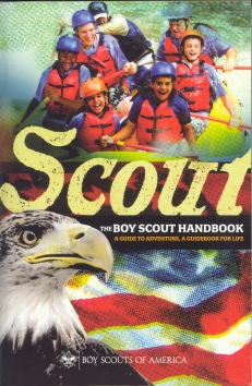 12th Edition, Boy Scout Handbook