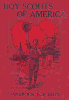 1st Edition Cover, maroon background