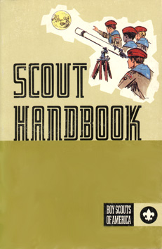 Boy Scout Handbook introduced in 1972