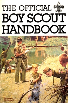 Boy Scout Handbook introduced in 1979