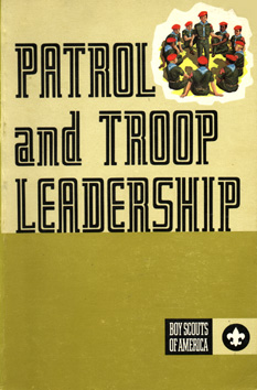 Patrol and Troop Leadership