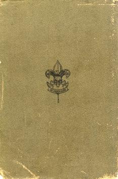 All Bsa Boy Scout Handbook Covers