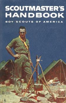 BSA Scoutmaster Handbook