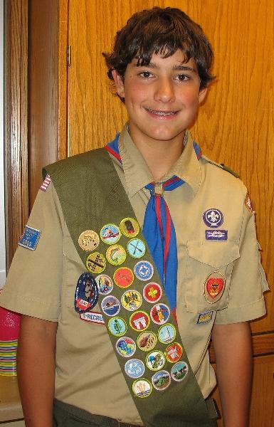 Troop 97 Uniform
